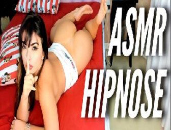 ASMR Hipnose a novinha metedeira  safadinha gostosa  vai entrar em sua mente e te fazer gozar gostosinho